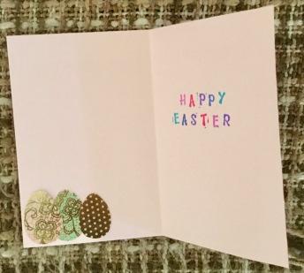 Easter - Inside